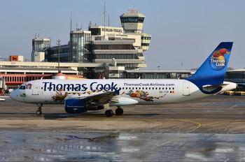 OO-TCP - Thomas Cook Belgium Airbus A320