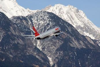 OE-LNK - Lauda Air Boeing 737-800
