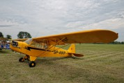 SP-AWP - Private Piper J3 Cub aircraft