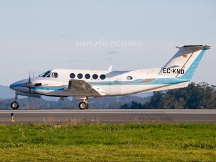 EC-KND - Private Beechcraft 200 King Air
