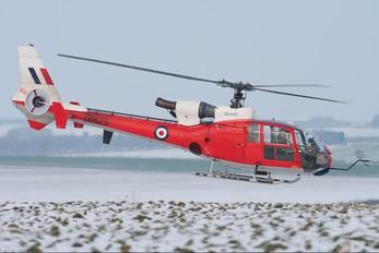 ZB625 - UK - QinetiQ Westland Gazelle HT.3