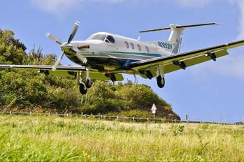 N2852N - Private Pilatus PC-12