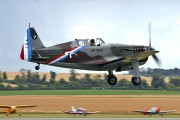 HB-RCF - Private Morane Saulnier MS.406 aircraft