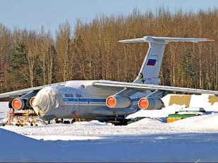 RA-76641 - Russia - Air Force Ilyushin Il-76 (all models)