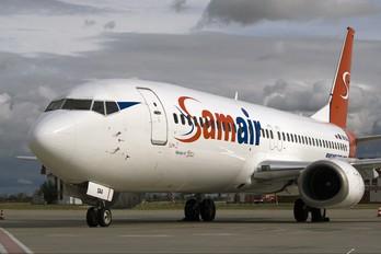 OM-SAA - Samair Boeing 737-400