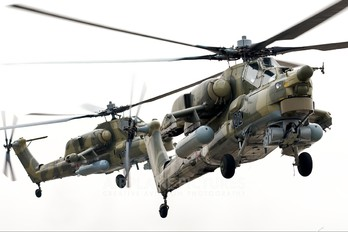 02 - Russia - Air Force Mil Mi-28