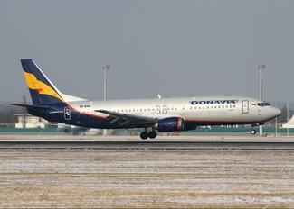 VQ-BAN - Donavia Boeing 737-400