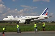 Air France F-GRHR image