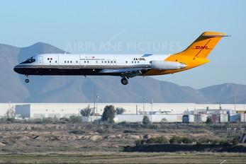 XA-DHL - DHL Cargo McDonnell Douglas DC-9