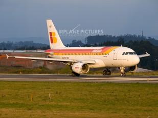 EC-HGT - Iberia Airbus A319