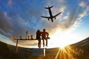 - - Aeroflot Airbus A320 aircraft