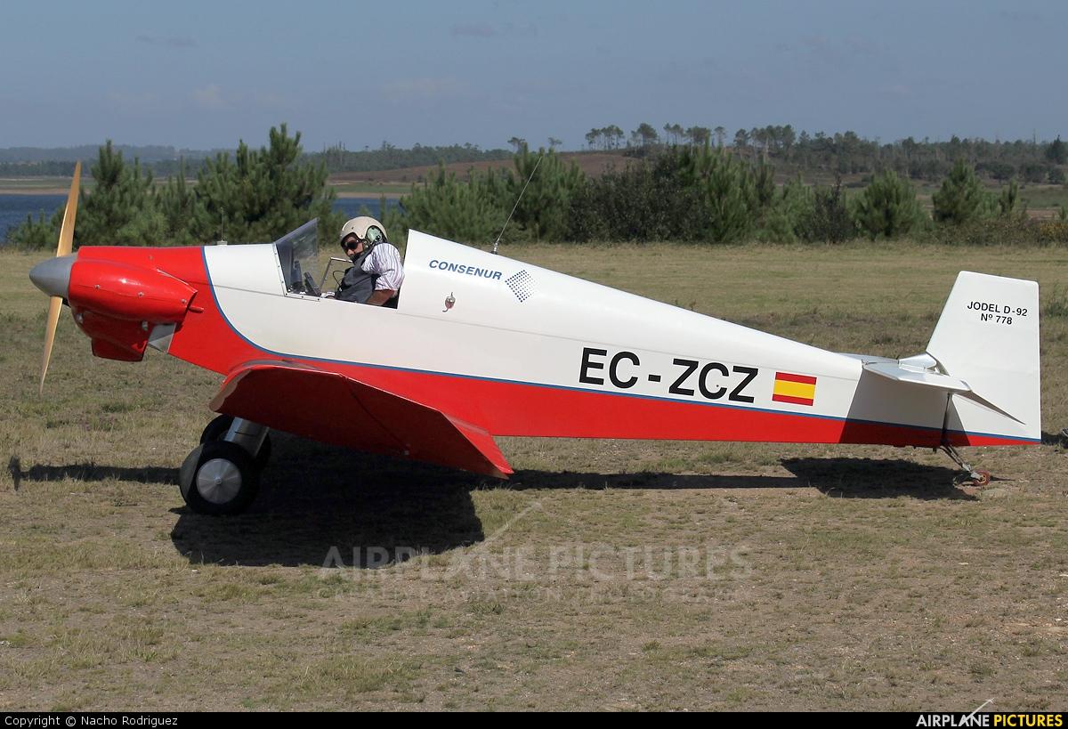 EC-ZCZ - Private Jodel D9 Bébé at Aerodromo De Mazaricos   Photo ID 185851    Airplane-Pictures.net