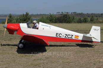 EC-ZCZ - Private Jodel D9 Bébé
