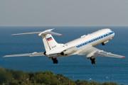 RA-65995 - Russia - Air Force Tupolev Tu-134A aircraft