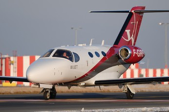 F-GRET - Private Cessna 510 Citation Mustang