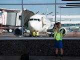 UR-GAK - Ukraine International Airlines Boeing 737-500 aircraft
