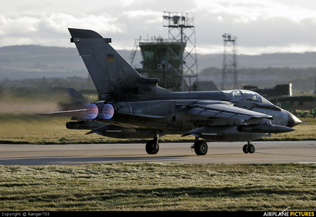 Germany - Air Force 46+50 aircraft at Lossiemouth