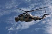 720 - Hungary - Air Force Mil Mi-24V aircraft