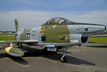 32+72 - Germany - Air Force Fiat G91