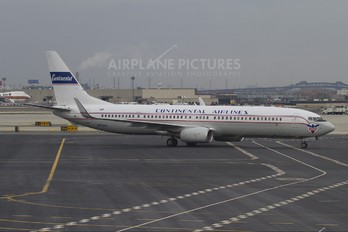 N75436 - Continental Airlines Boeing 737-900