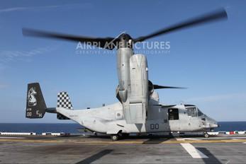 166736 - USA - Marine Corps Bell-Boeing V-22 Osprey