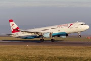 OE-LBD - Austrian Airlines/Arrows/Tyrolean Airbus A321 aircraft