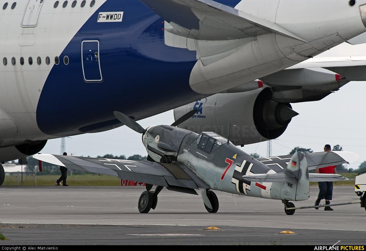 Messerschmitt Stiftung D-FWME aircraft at Berlin - Schönefeld