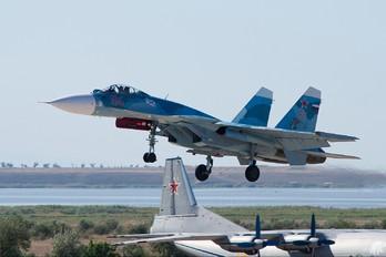 64 - Russia - Navy Sukhoi Su-33