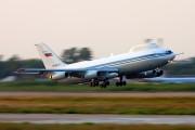 RA-86147 - Russia - Air Force Ilyushin Il-86VKP aircraft
