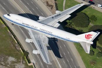 B-2458 - Air China Cargo Boeing 747-400BCF, SF, BDSF