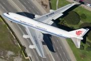 B-2458 - Air China Cargo Boeing 747-400BCF, SF, BDSF aircraft