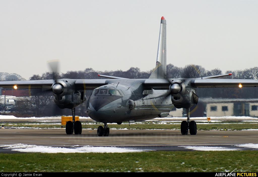 Hungary - Air Force 603 aircraft at Leeds Bradford