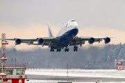 VP-BGX - Transaero Airlines Boeing 747-300 aircraft