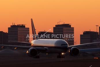 B-2081 - China Southern Cargo Boeing 777F