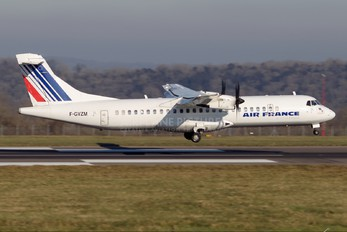 F-GVZM - Air France - Airlinair ATR 72 (all models)