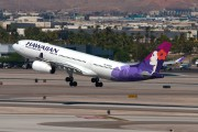 N380HA - Hawaiian Airlines Airbus A330-200 aircraft