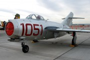 N87CN - Private Mikoyan-Gurevich MiG-15bis aircraft