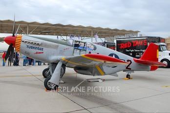 N61429 - American Airpower Heritage Museum (CAF) North American P-51C Mustang