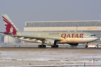 A7-ACE - Qatar Airways Airbus A330-200