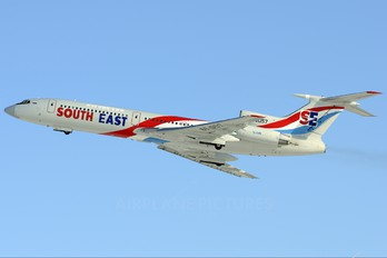 RA-85057 - South East Airlines Tupolev Tu-154M