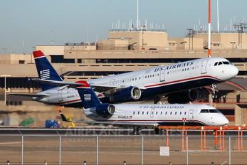 N551UW - US Airways Airbus A321
