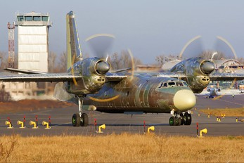 K2735 - India - Air Force Antonov An-32 (all models)