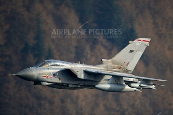 ZG707 - Royal Air Force Panavia Tornado GR.4 / 4A