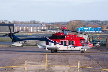G-CHCN - CHC Scotia Eurocopter EC225 Super Puma