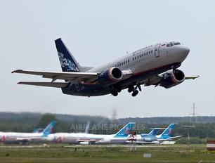 VP-BKV - Aeroflot Nord Boeing 737-500