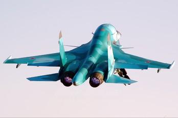 07 - Russia - Air Force Sukhoi Su-34