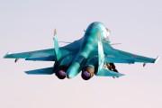 07 - Russia - Air Force Sukhoi Su-34 aircraft