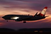 OE-LNN - Austrian Airlines/Arrows/Tyrolean Boeing 737-700 aircraft