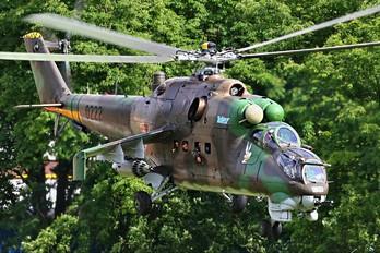 0222 - Slovakia -  Air Force Mil Mi-24D