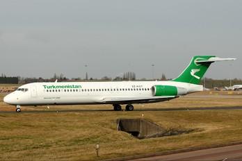 EZ-A107 - Turkmenistan Airlines Boeing 717